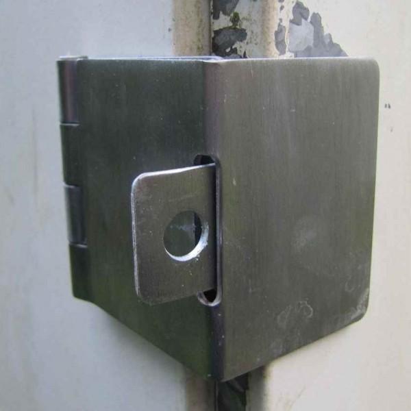 Meterbox Cabinet Clasp Without Padlock Crocodilelock