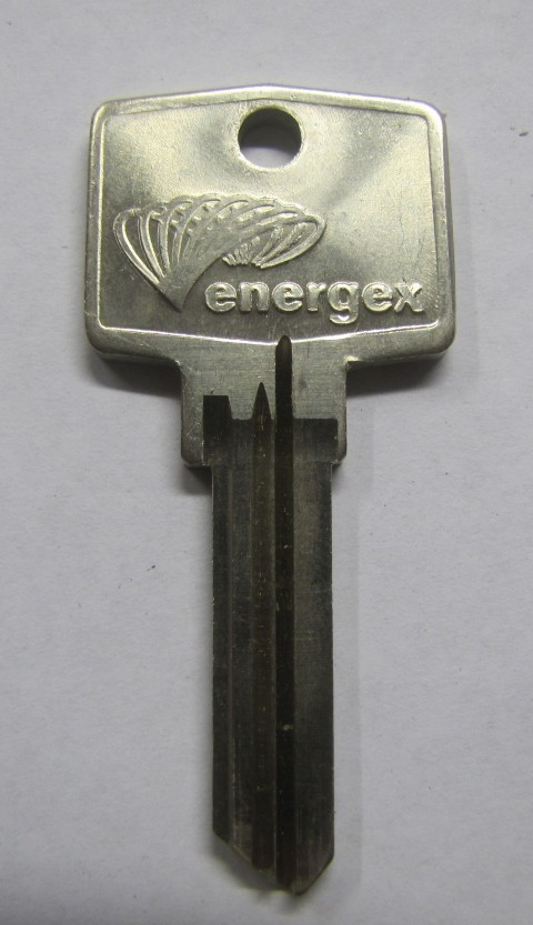 Extra Key for Energex padlock