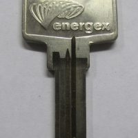 Energex Key cut to code number supplied